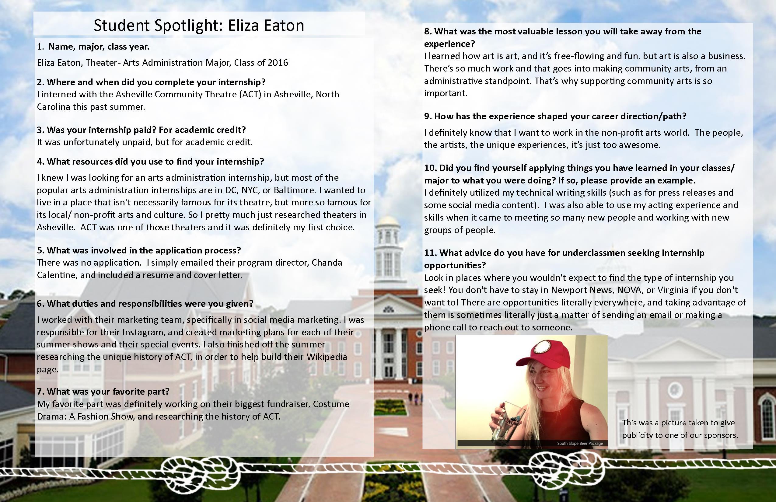 Eliza Eaton